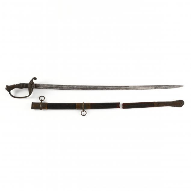 civil-war-issue-model-1850-foot-officer-s-sword