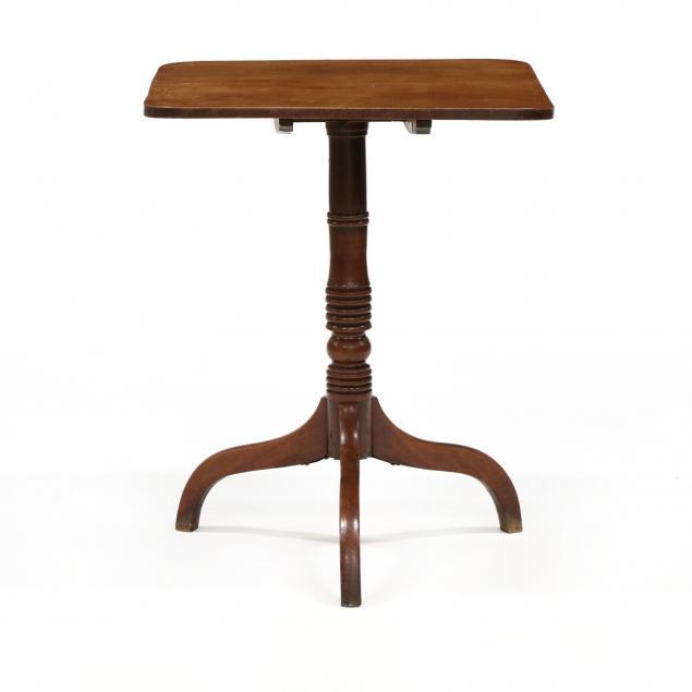 late-federal-mahogany-tilt-top-table