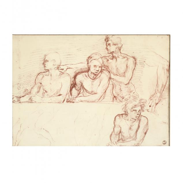framed-print-after-an-old-master-drawing