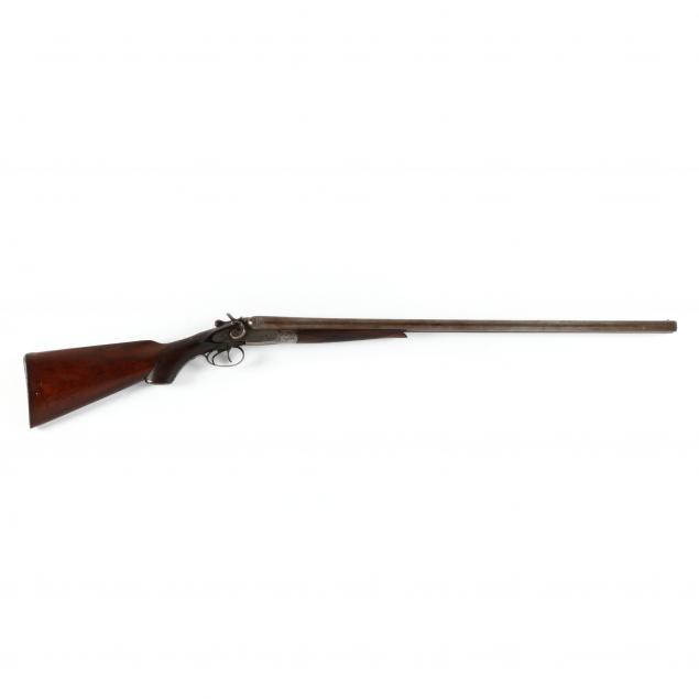 belgian-t-barker-12-gauge-sxs-percussion-shotgun