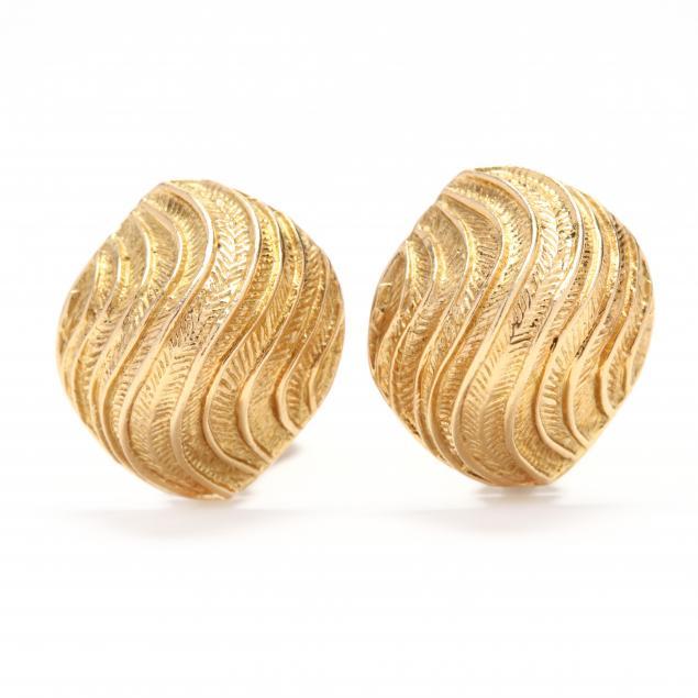 18kt-gold-earrings-cartier