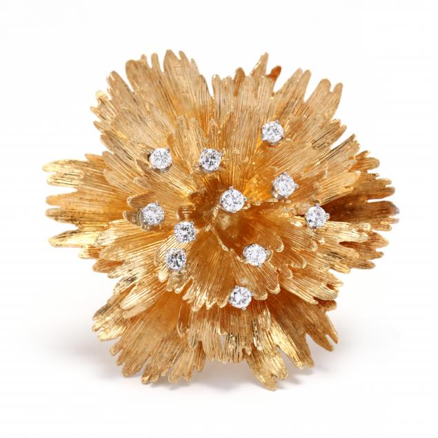 18kt-gold-and-diamond-brooch-cellino