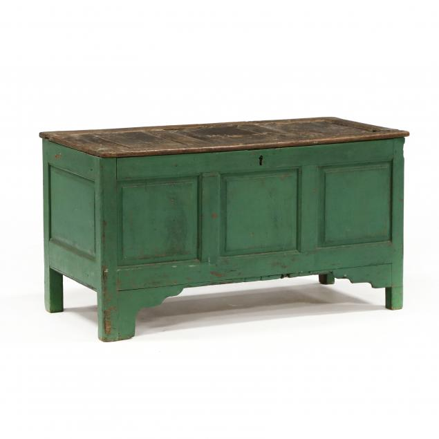 diminutive-english-william-and-mary-painted-blanket-chest