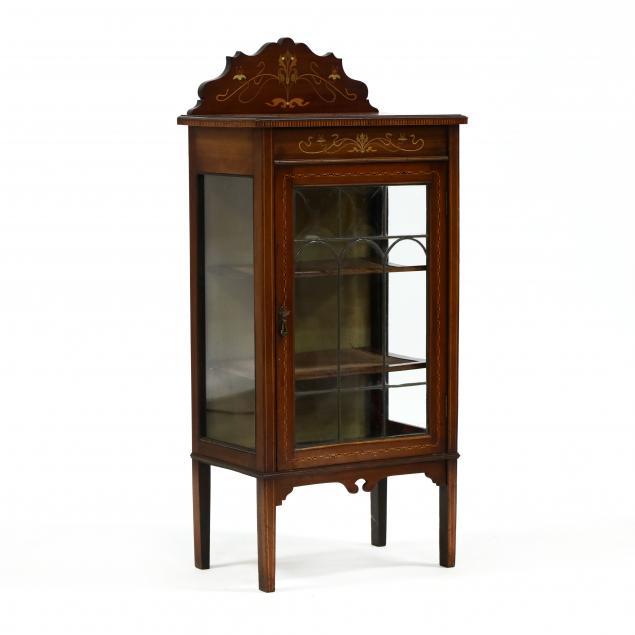 art-nouveau-inlaid-mahogany-diminutive-cabinet