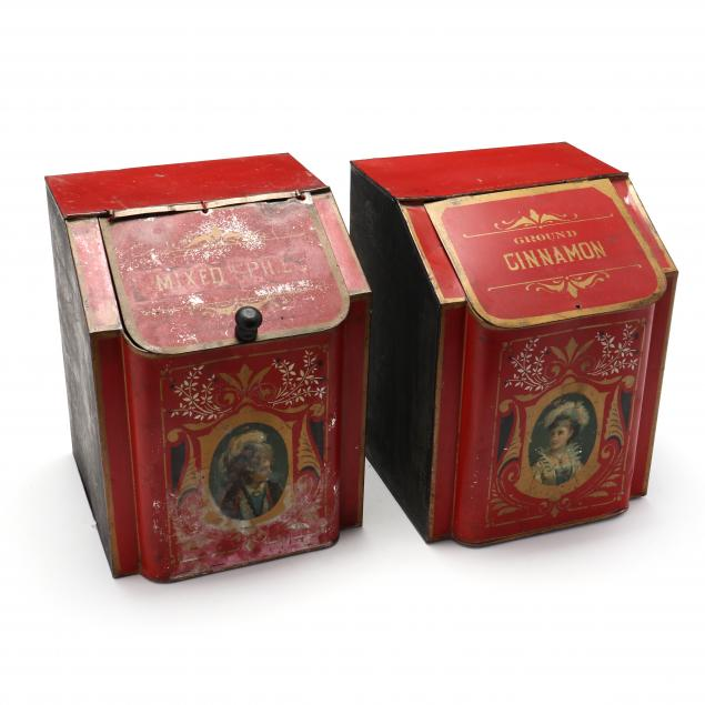 pair-of-antique-toleware-canisters