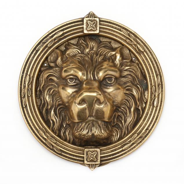 vintage-lion-door-knocker