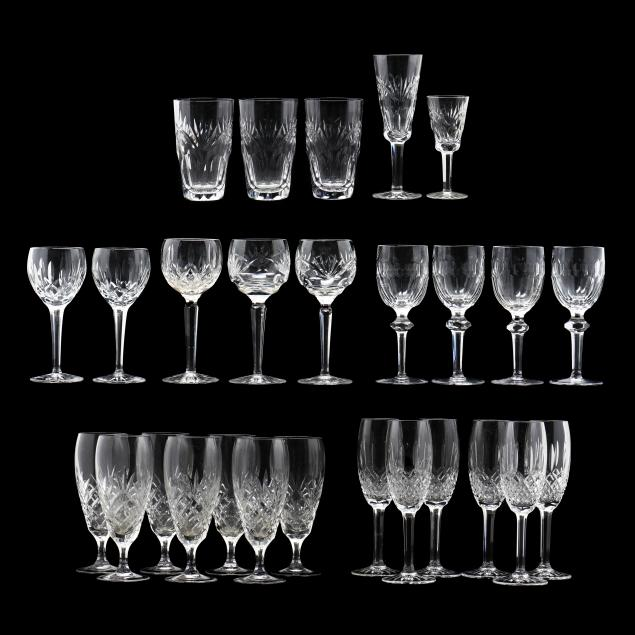 27-assorted-waterford-crystal-glasses