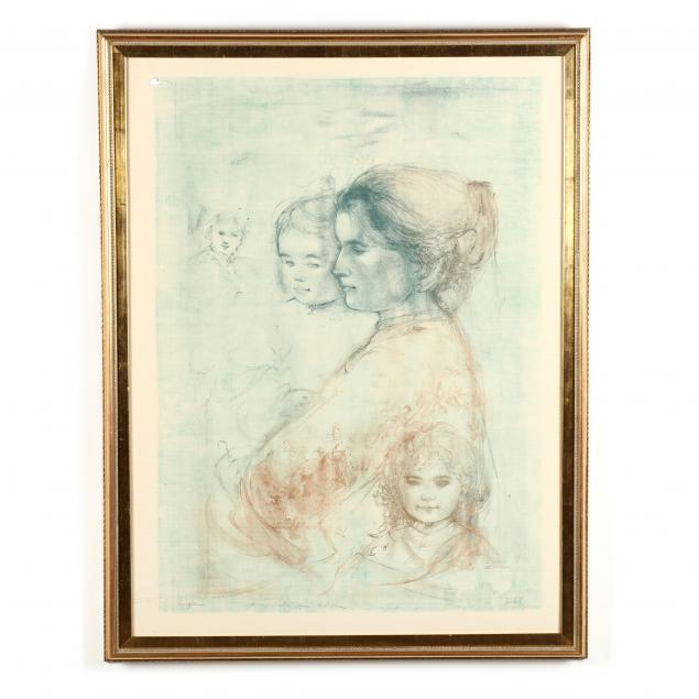 edna-hibel-american-1917-2014-mother-and-child