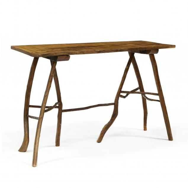 jerry-poole-nc-folky-console-table
