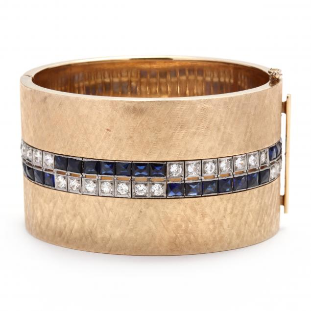platinum-gold-and-gem-set-bracelet