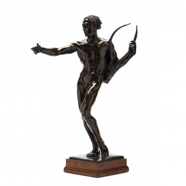 percy-bryant-baker-british-american-1881-1970-art-deco-bronze-sculpture