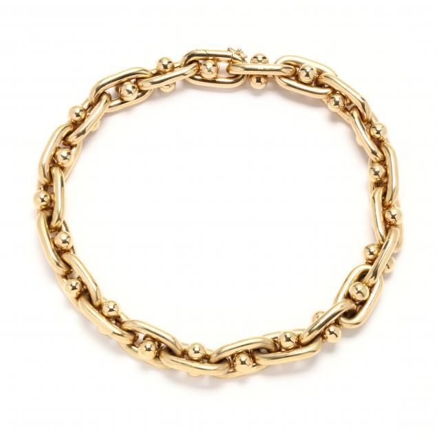 18kt-gold-large-link-necklace-mori-pasquini