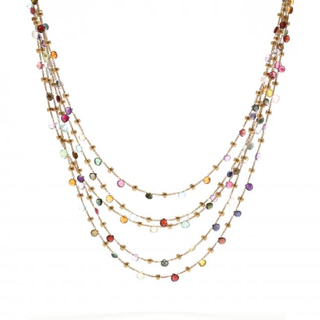 18kt-gold-and-multi-gemstone-necklace-marco-bicego