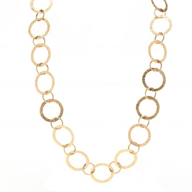 18kt-gold-circle-link-necklace