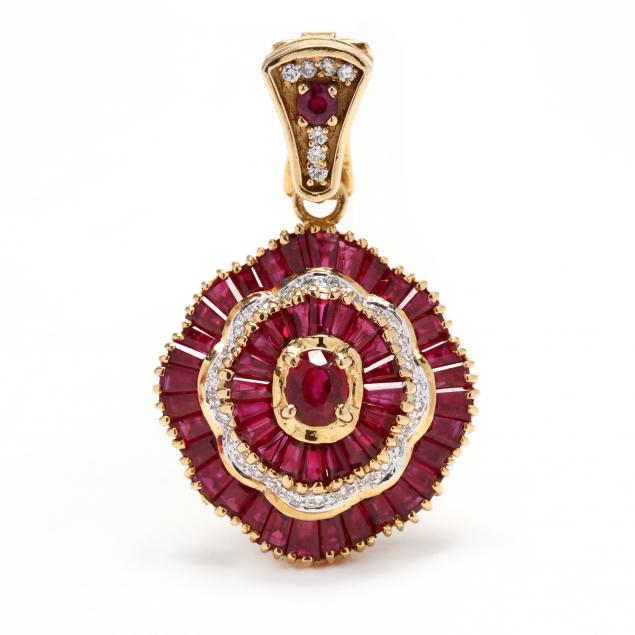 gold-ruby-and-diamond-pendant