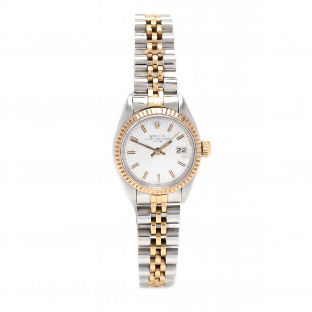 lady-s-two-tone-oyster-perpetual-date-watch-rolex