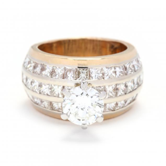 gold-and-diamond-ring