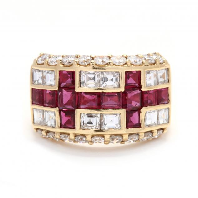18kt-gold-ruby-and-diamond-ring