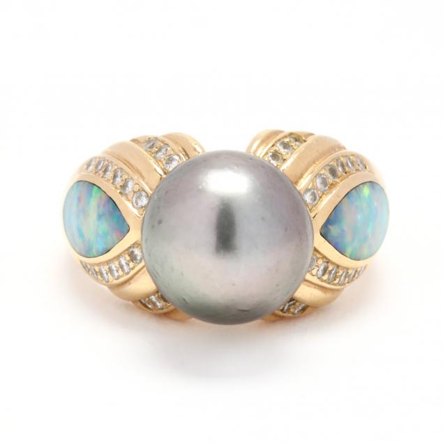 18kt-gold-tahitian-pearl-and-gem-set-ring-kabana