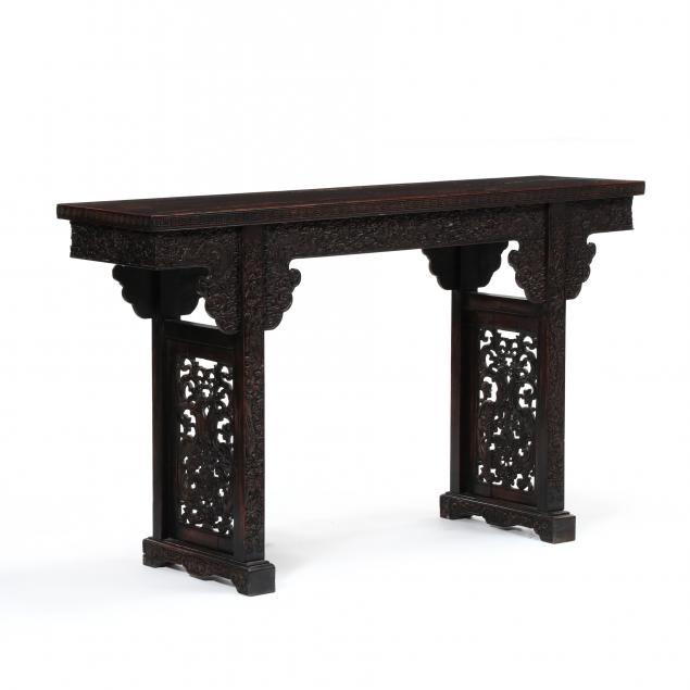 a-chinese-carved-rosewood-altar-table