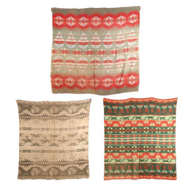 three-vintage-beacon-style-blankets