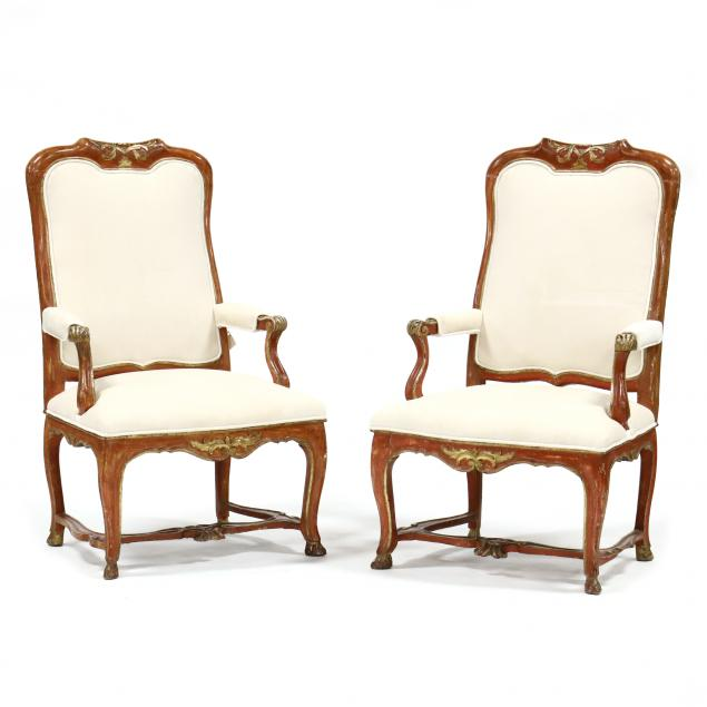 pair-of-antique-italian-carved-and-painted-parlor-armchairs
