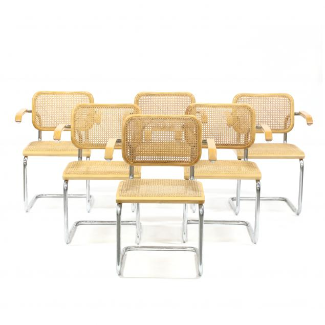 marcel-breuer-set-of-six-i-cesca-i-arm-chairs