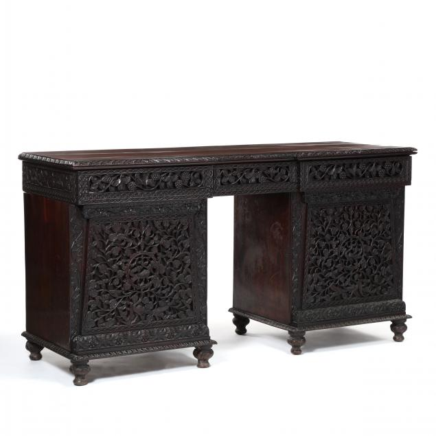 anglo-indian-carved-rosewood-sideboard