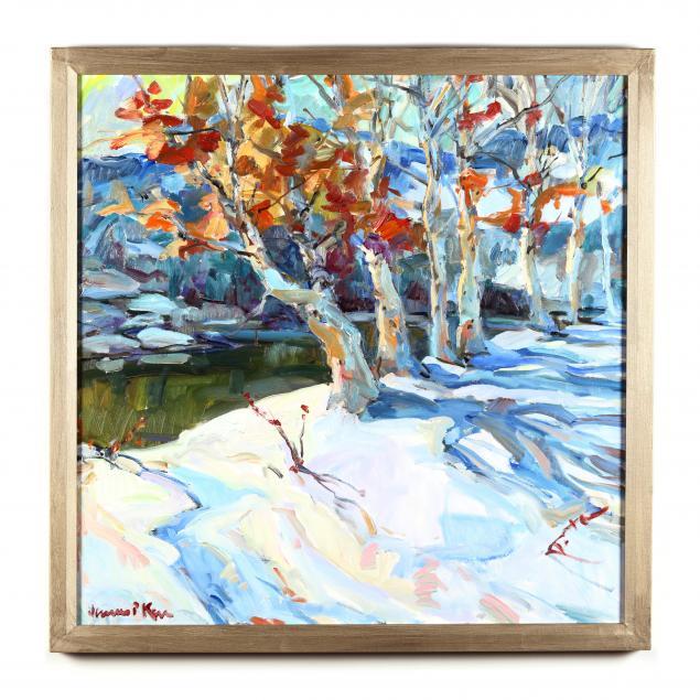 james-p-kerr-nc-fl-b-1953-i-first-snow-i