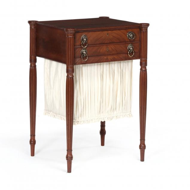 boston-sheraton-mahogany-carved-sewing-stand