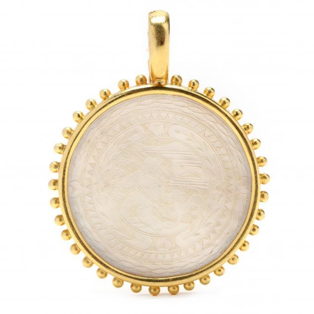 19kt-gold-and-mother-of-pearl-pendant-elizabeth-locke