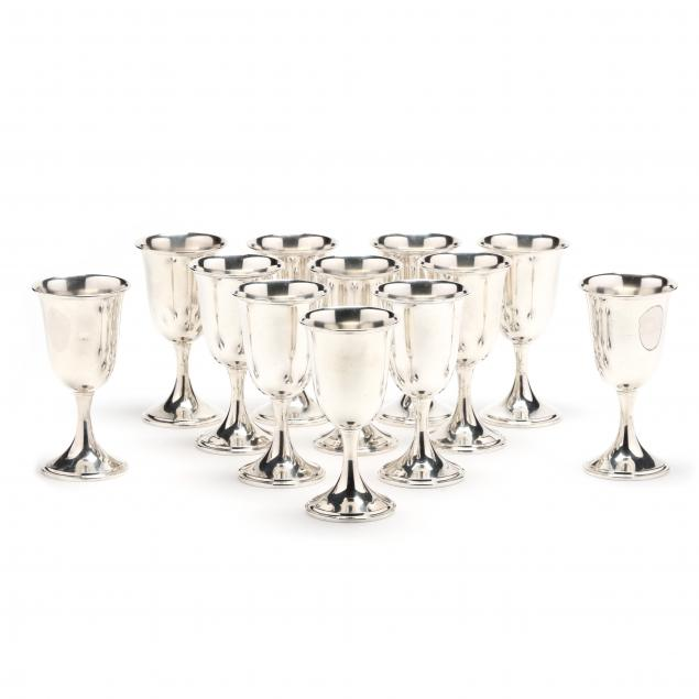 set-of-twelve-sterling-silver-goblets-by-s-kirk-son