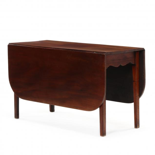 north-carolina-federal-mahogany-drop-leaf-dining-table