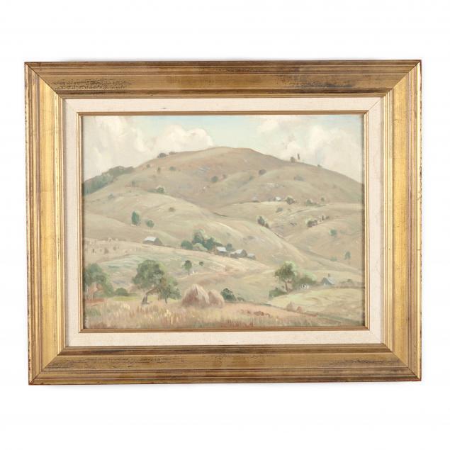 eliot-candee-clark-american-1883-1980-rolling-green-hills