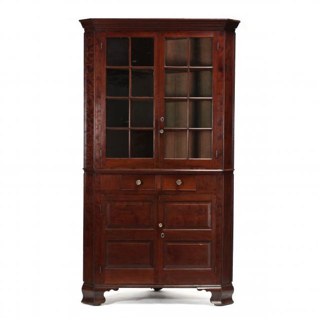 north-carolina-chippendale-walnut-corner-cupboard