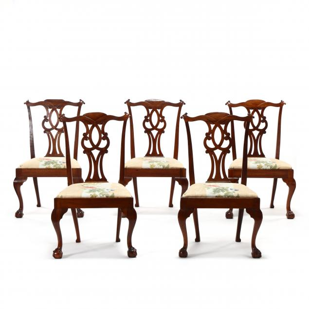 mid-atlantic-set-of-five-chippendale-mahogany-dining-chairs