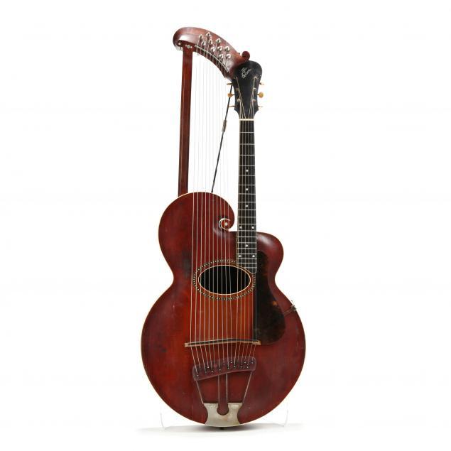 gibson-style-u-harp-guitar