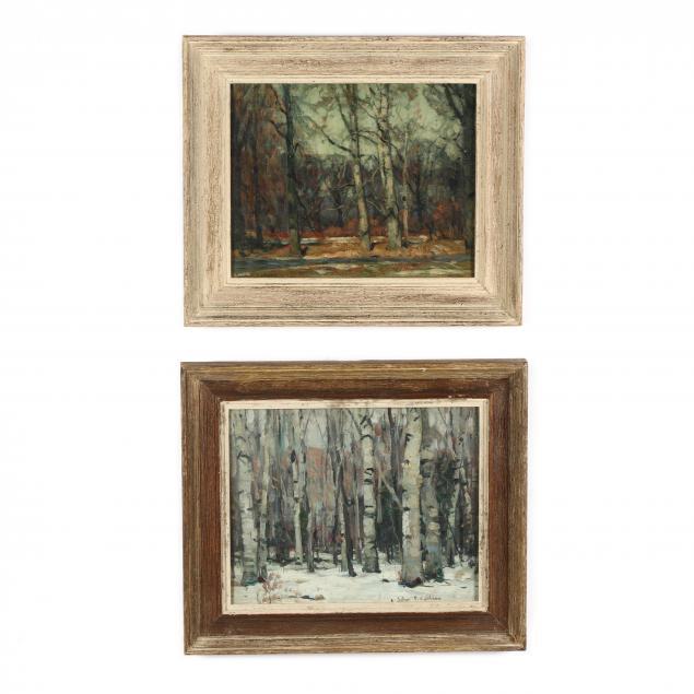 john-fabian-carlson-american-1875-1947-two-landscape-paintings