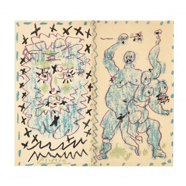 pablo-picasso-spanish-1881-1973-i-dessins-d-un-demi-siecle-i