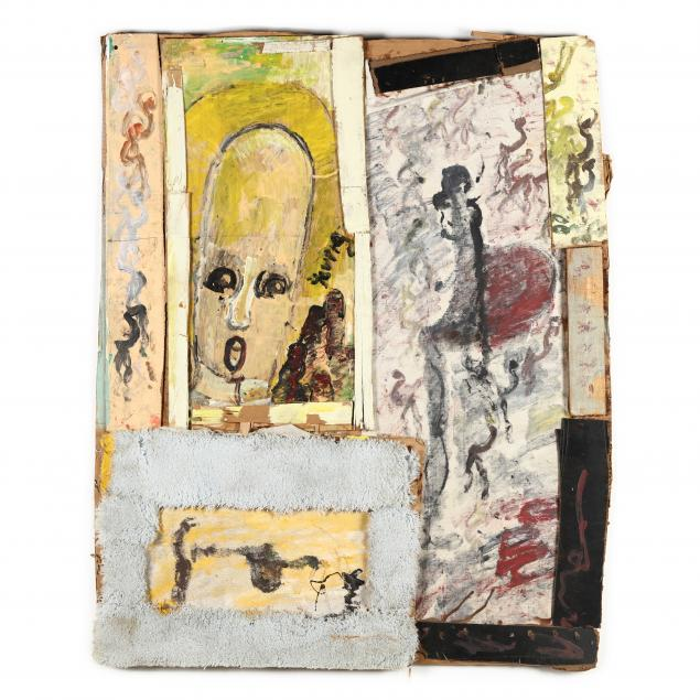 purvis-young-fl-1943-2010-collaged-work