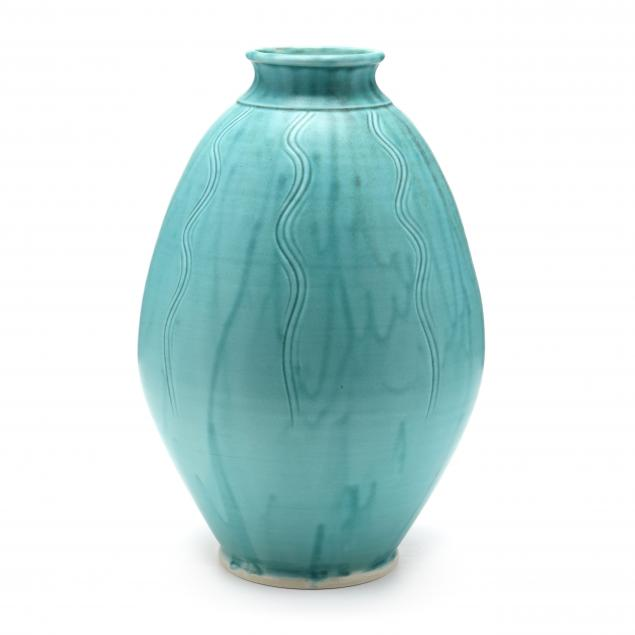 nc-pottery-ben-owen-iii-tall-vase
