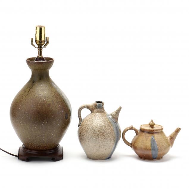 nc-pottery-mark-hewitt-three-vessels