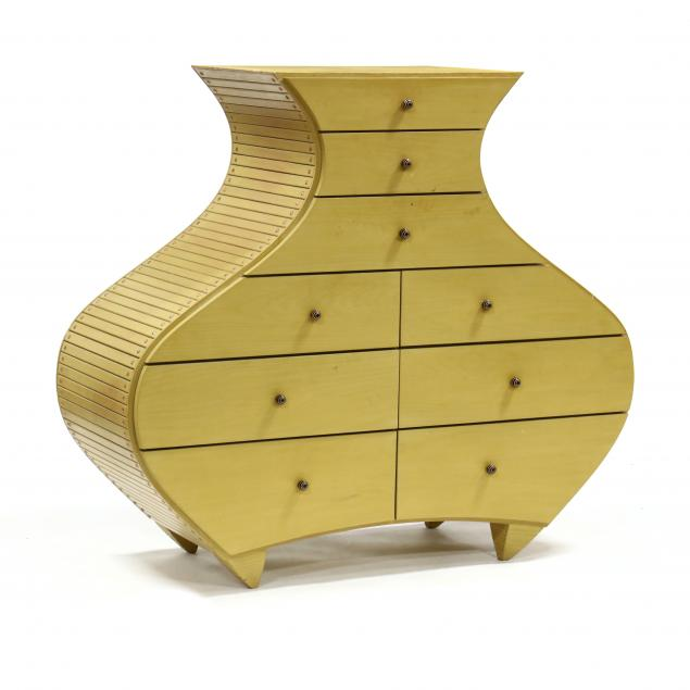 john-eric-byers-american-born-1959-i-fenella-i-post-modern-chest-of-drawers