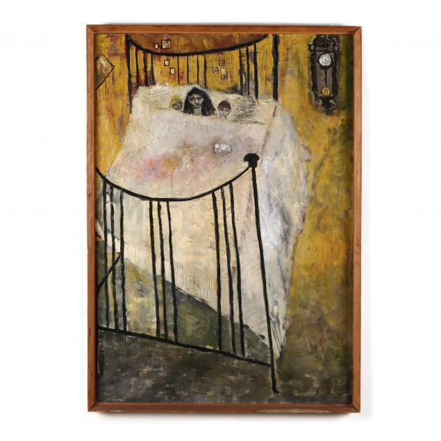 beryl-bainbridge-british-1932-2010-i-the-bed-i