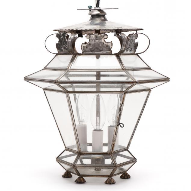 tin-and-glass-hanging-lantern
