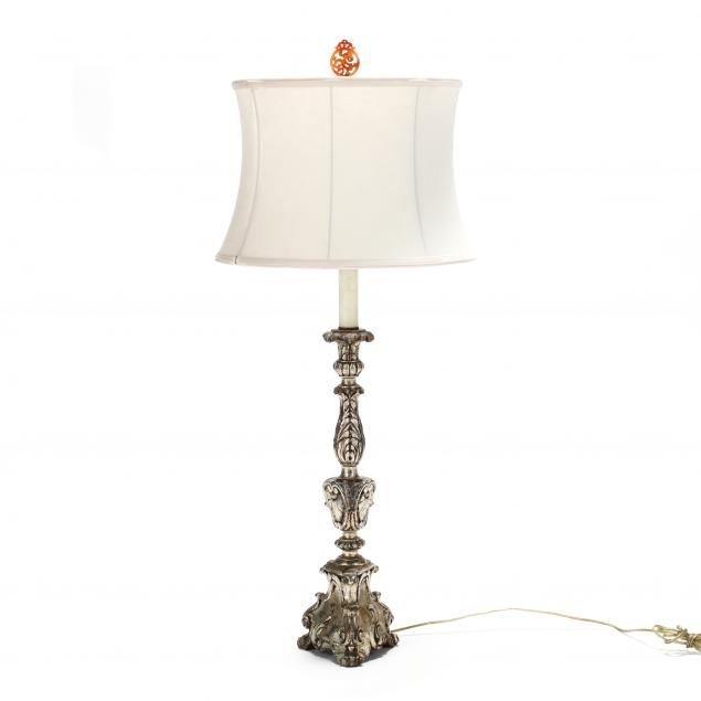 continental-carved-wood-table-lamp
