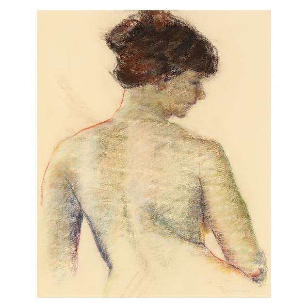 american-school-20th-century-nude-pastel-sketch
