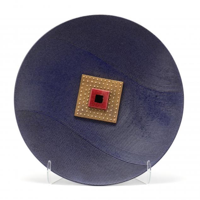 masuo-ojima-japanese-ca-b-1949-large-blue-ceramic-art-work