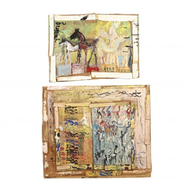 purvis-young-fl-1943-2010-two-figural-works