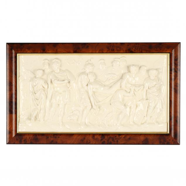 wedgwood-genius-collection-plaque-death-of-a-roman-soldier